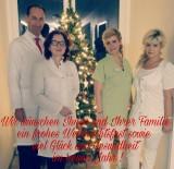Frohes Fest und ein gesundes neues Jahr!